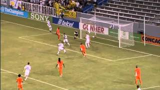 8.29.12 CCL Highlights LA Galaxy v PR Islanders