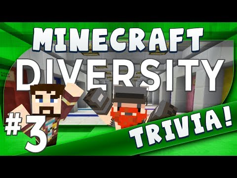 Steps - Today we take a look at Diversity, a Minecraft map consisting of multiple map genres from trivia to parkour! Next episode: Previous: https://www.youtube.com/...