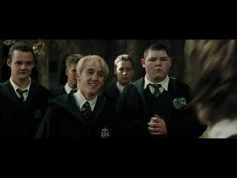 HARRY POTTER: ALL DRACO AND HARRY SCENES (HD)