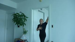 Chest Stretching Warm-Up