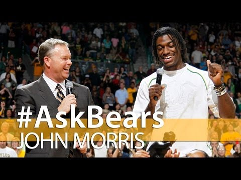 BaylorAthletics - In this week's episode of #AskBears, Baylor Nation submitted questions for the Voice of the Bears, John Morris. Sic 'em Sports Productions reveals his answers.