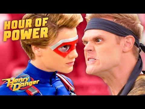 Kid Danger Vs. Drex 🥊 Hour Of Power | Henry Danger