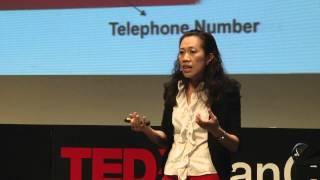 My Dream My Diamond Power: Doris Leung at TEDxWanChai