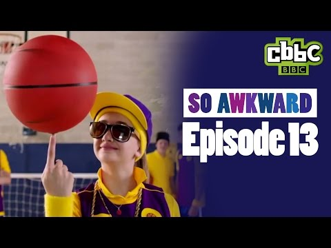 So Awkward Episode 13 - Martha joins the cool gang