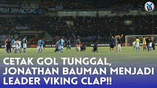 Video Cetak Gol Tunggal, Jonathan Bauman Menjadi Leader Viking Clap!! MP3, 3GP, MP4, WEBM, AVI, FLV Juli 2018