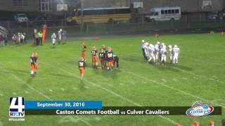 Caston Football vs Culver Cavaliers