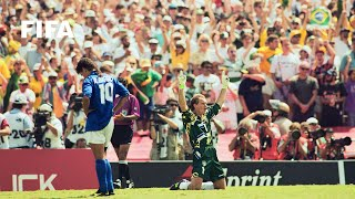 Video Brazil v Italy - The Final - 1994 FIFA World Cup USA™ MP3, 3GP, MP4, WEBM, AVI, FLV Juli 2018