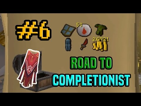Twitch - Road To Completionist #6 - Elite Clues