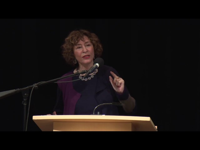 Azar Nafisi at Winter Words 2017