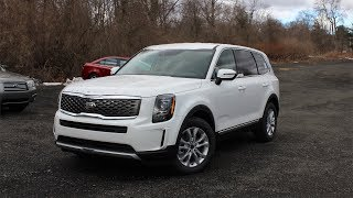 2020 Kia Telluride LX: First Person In Depth Look