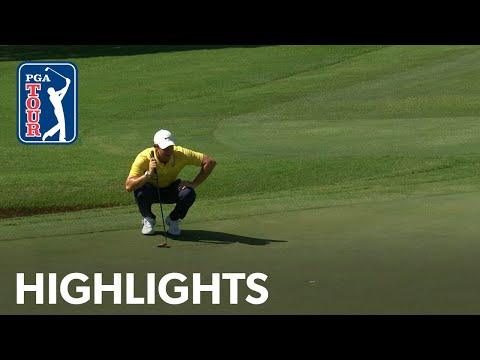 Rory McIlroy39s highlights  Round 1  TOUR Championship 2019
