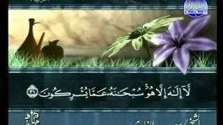 المصحف المرتل 10 للشيخ سعد الغامدي  حفظه الله