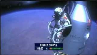 Video Felix Lompat Pada ketinggian 128k atau 39km! Red Bull Stratos terjun bebas dari tepi ruang MP3, 3GP, MP4, WEBM, AVI, FLV Juli 2018