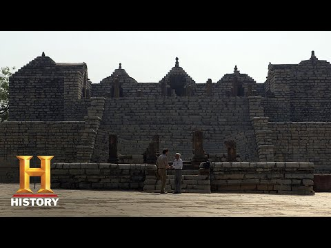 Ancient Aliens: Story of Sirpur (Season 12, Episode 11) | History