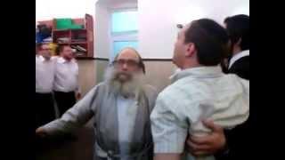 שמחת בית השואבה במחיצת הרב גמליאל רבינוביץ