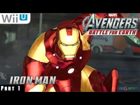 marvel avengers battle for earth wii u amazon