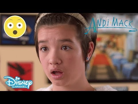 Andi Mack | Season 3 Episode 16 - First 5 Minutes  😱 | Disney Channel UK