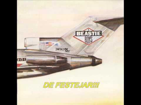 Beastie Boys - You Gotta Fight For Your Right To Party - LEGENDADO PT-BR