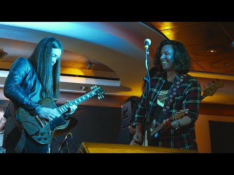 Davy Knowles & Heather Gillis - Cortez the Killer - KTBA Cruise 2018