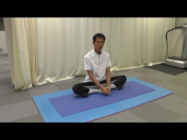 【セルフケア動画】椎間板ヘルニア由来の坐骨神経痛には 股関節内転筋群をゆるめる