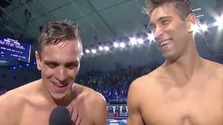 Nonton 2015 Mutual Of Omaha Duel In The Pool  Men   S 400m Medley Relay Film Subtitle Indonesia Streaming Movie Download
