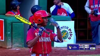 Panama v Cuba - U-15 Baseball World Cup 2018
