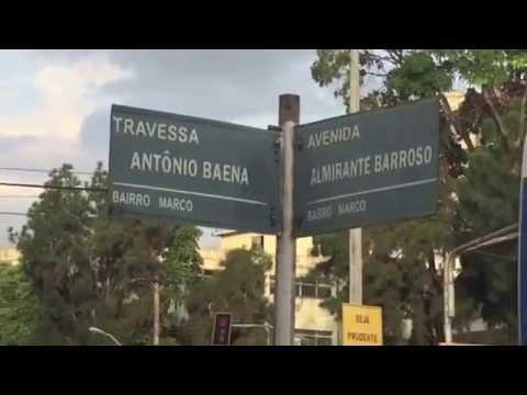 Baenão e Curuzu, estádios de Remo e Paysandu são vizinhos em Belém