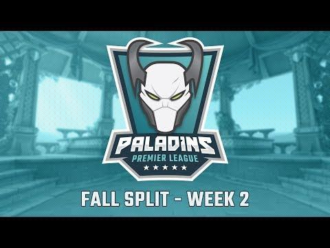 Paladins Premier League Fall Split Week 2 -  Splyce vs G2 Esports