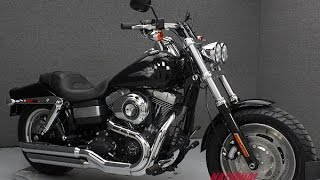 3. 2012 HARLEY DAVIDSON FXDF DYNA FAT BOB  - National Powersports Distributors