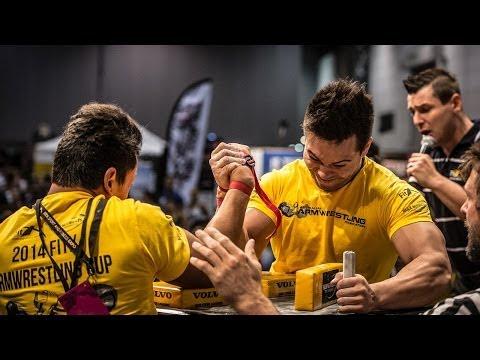 FitX Armwrestling Cup 2014 | Feat. Devon