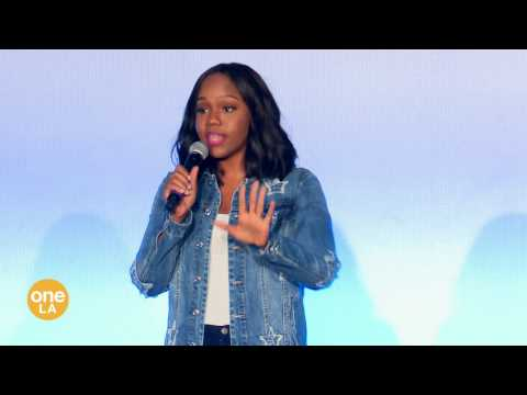 """The Uncomfortable Advantage"" - Sarah Jakes Roberts"