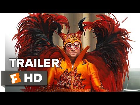 Rocketman Trailer #1 (2019) | Movieclips Trailers