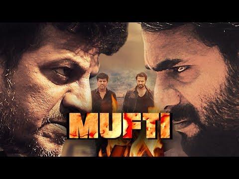Mufti Kannada Dubbed Hindi Action Movie 2019 | Hindi Dubbed Action Movies