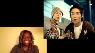 BIG BANG 'MA GIRL' MV REACTION