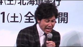 【ゆるコレ】「あと1cmずらして!」監督のこだわりを大泉洋が暴露!