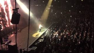 """Drake - """"Jungle intro/ Legend"""" live @ United Center in Chicago. 2015 Jungle Tour"""