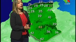 Retrouvez la météo du vendredi 17 mai 2019 sur Canal Algérie