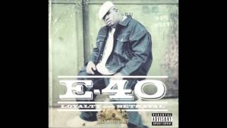 E 40   Pop Ya Collar ft B Legit, D Shot