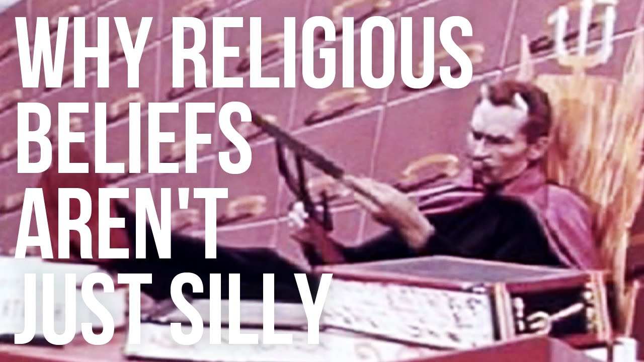 Why Religious Beliefs Aren't Just Silly (The School of Life)