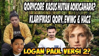 Video Kasus Qorygore Vlog Hutan Aokigahara di Jepang! Mirip Logan Paul? MP3, 3GP, MP4, WEBM, AVI, FLV Desember 2018