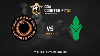 Chaos vs HAVU - OGA Counter PIT S5 - map3 - de_Inferno [SSW & Gromjkee]