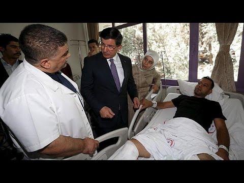 Τουρκία: Οι αρχές ταυτοποίησαν ύποπτο για το μακελειό στο Σουρούτς