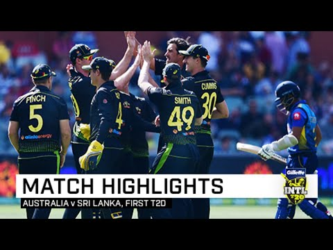 Warner leads batting blitz before bowlers shine  First Gillette T20