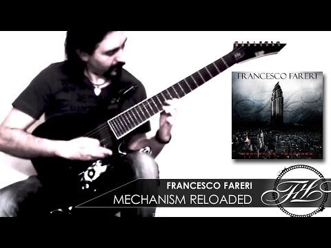 "ESP player Francesco Fareri on his 8-String Horizon ""Mechanism Reloaded"""