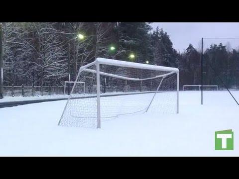 Первая тренировка Шахтера в 2016 году - FC Shakhtar first training session in the new year (видео)