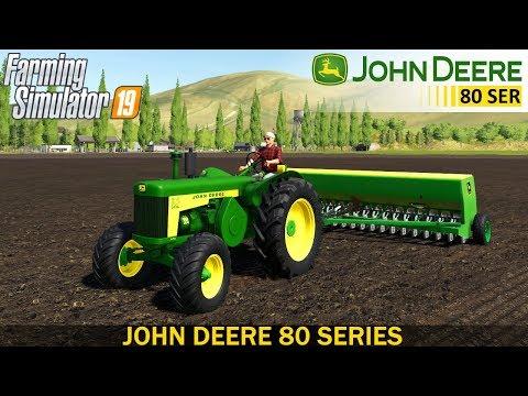 CSS John Deere  80 series old v1.0