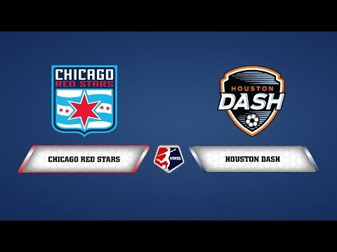 houston - Chicago Red Stars vs. Houston Dash July 26, 2014 - 2 p.m. Benedictine University Sports Complex - Lisle, Ill.