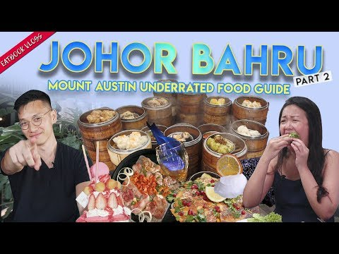 JB MOUNT AUSTIN'S HIDDEN FOOD GEMS | Eatbook Vlogs | EP 102