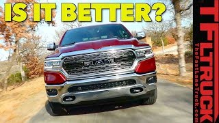 TFL Exclusive! Top 10 Significant Changes for the 2019 Ram 1500 by The Fast Lane Truck