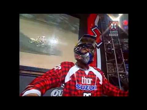 primo double backflip della storia del freestyle motocross